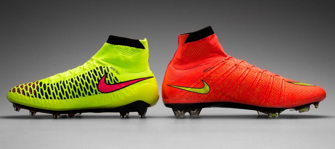 Winners Wear the Right Soccer Shoes